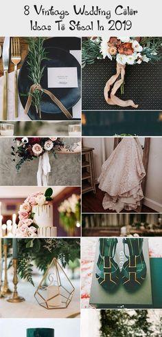 sage green and bronze vintage wedding color ideas #emmalovesweddings #weddingideas2019 #BlackBridesmaidDresses #UniqueBridesmaidDresses #TanBridesmaidDresses #BridesmaidDressesFall #BridesmaidDressesLong