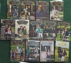 Canterwood Crest - A series by Jessica Burkhart. This entire series is filled with lots of drama, friends and horses. The books are filled with great detail that paint an image in your head! Check out the offical website: www.canterwoodcrest.com