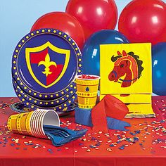 Knight's Kingdom Basic Party Pack