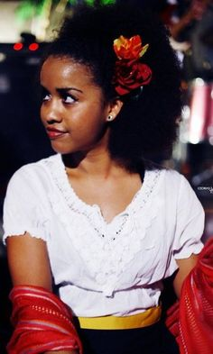 Afro-Panamanian Women | beautiful Afro Panamanian woman