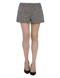 SuiteBlanco- Short flocado corazones Y Image, Shopping, Fashion, White People, Moda, Fashion Styles, Fashion Illustrations