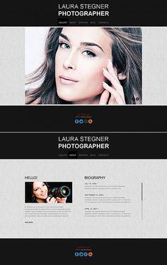 Premium Flash Photo Gallery Template