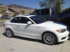 5th Wheels, Bmw Performance, 135i, Tyre Fitting, Alpine White, The Struts, Cars