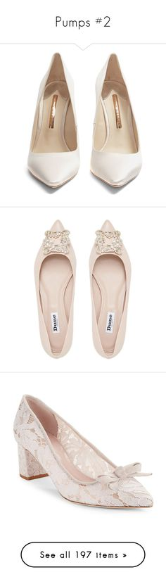 """""""Pumps #2"""" by ngkhhuynstyle ❤ liked on Polyvore featuring shoes, pumps, satin pumps, pointed-toe pumps, clear shoes, glitter stilettos, ivory satin shoes, skimmer pump, wide width shoes and wide pumps"""