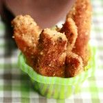 Healthy Buttermilk Chicken Fingers - Skinny Chef