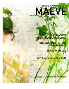 The new issue of Maeve magazine.