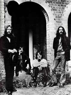 The Beatles at their last photo shoot (1969) http://ift.tt/2zemW4F