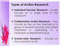 Action research for teachers.
