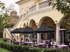 Maggiano's Farmers Market - Los Angeles, CA * our wedding reception was here :) * # memories