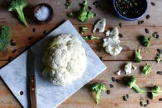 Blomkål- og brokkolisuppe med ristede gresskarkjerner Japanese, Ethnic Recipes, Food, Japanese Language, Meals, Yemek, Eten