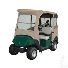 Enclosure, Yamaha Drive Golf Cart Enclosures, Golf Cart Covers, Golf Mk4, Yamaha Golf Carts, Custom Golf Carts, Golf Cart Accessories, Golf Putting Tips, Vinyl Doors, Flexibility Training