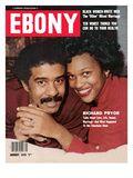 Ebony January 1978 Photographic Print by Isaac Sutton