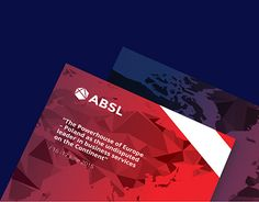 """Check out new work on my @Behance portfolio: """"ABSL""""…"""