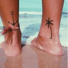 Love to travel? There's a tattoo for that. Here's 32 ideas...