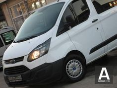 Ford Tourneo Custom 125 PS