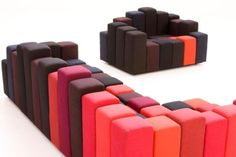muebles : Sofá Modular Do lo rez
