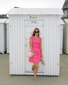 Lilly Pulitzer, Tweed, Chanel, Kate Spade, Scalloped, Quilted, Pink Bubbly Blog