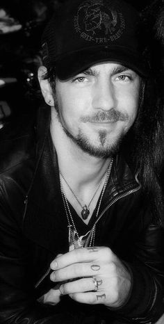 Adam Gontier -- Just about my favorite musician ever.