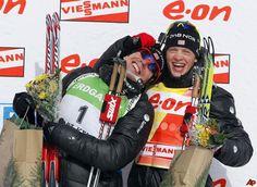 Tarjei Bø & Emil Hegle Svendsen