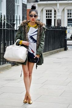 30  Daring Style Snaps Straight From London #Refinery29