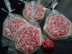 D20 Cookies!