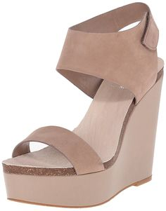 Vince Camuto Women's Kaja Wedge Sandal * Don't get left behind, see this great  product : Platform sandals