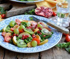 Detox Fruit and Vegetable Salad - 5:2 Diet - Great British Chefs
