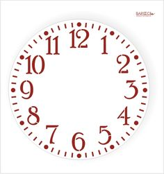 Трафарет Barocci ПВХ Циферблат арабский большой Классический d30 Paper Cutting Patterns, Stencil Patterns, Clock Face Printable, Victorian Clocks, Stencils, Pewter Art, Face Template, Fancy Watches, Chip Carving