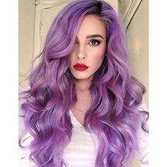 pastel hair inspiration featuring polyvore fashion accessories hair accessories hair blablabla hairstyles purple hair accessories