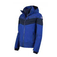 Veste de ski St Moritz  #fusalp #stmoritz #jacket #bleu #ski #man