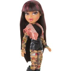 Bratz Totally Tattoo'd Doll, Yasmin