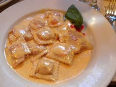 Place the ravioli on a platter and spoon the sauce over the top. Description from beechwoodinn.ws. I searched for this on bing.com/images