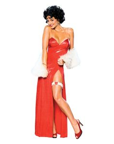 Betty Boop Starlet Adult Womens Costume