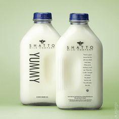 Shatto Milk Co-hormone free, plastic free, local, and so much less processed.