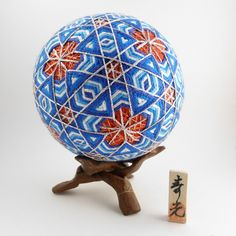 Just discovered a new beautiful craft!...Temari