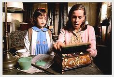 I want a beautiful box that is always filled with gold and silver wrapped delicious chocolates- I was heavily influenced by the movie Matilda hahah