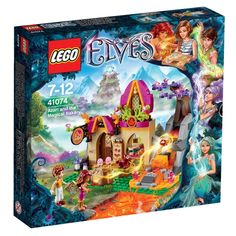 LEGO Elves Azari Magical Bakery (41074)