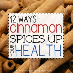Did you know that good health can be as close as your spice rack? Learn the health benefits of cinnamon a spice that not only tastes good but can heal! Real Cinnamon, Cinnamon Spice, Cinnamon Health Benefits, Best Blogs, Cool Diy Projects, Spice Things Up, Health And Wellness, Herbalism, Improve Yourself