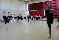 Ballet in Cleveland master class with Aaron Ingley- August 23 at PlayhouseSquare.
