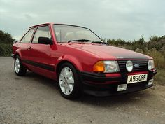 1983 FORD ESCORT RS 1600 I RED STUNNING CAR - http://www.fordrscarsforsale.com/2025
