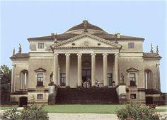 Villa Rotunda, Vicenza - Andrea Palladio