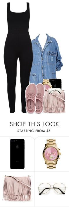 """Untitled #1746"" by txoni ❤ liked on Polyvore featuring MICHAEL Michael Kors and Rebecca Minkoff"