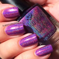 Dont Leave Me Behind - Too Fancy Lacquer.
