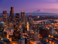 Seattle, Washington State