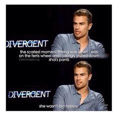 Lol Theo!