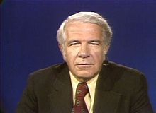 Harry Reasoner, Dakota City, journalist and television commentator