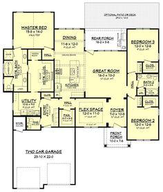 142-1179: 142-1179: Floor Plan Main Level