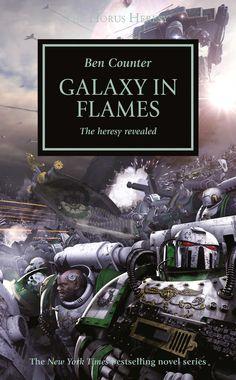 Ben Counter - Galaxy in Flames