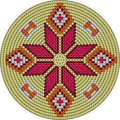 Marvelous Crochet A Shell Stitch Purse Bag Ideas. Wonderful Crochet A Shell Stitch Purse Bag Ideas. Crochet Shell Stitch, Crochet Chart, Bead Crochet, Diy Crochet, Crochet Stitches, Tapestry Crochet Patterns, Crochet Mandala, Bead Loom Patterns, Mochila Crochet