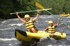 Kids Raft Half Price All Summer at Northern Outdoors | outdoor ...